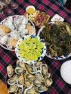 Hàu nướng phô mai Hà Nội ngon - hút khách nhất hiện nay